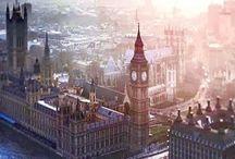 London / by Alexandra Macedo