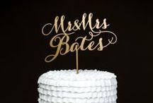 Best Wedding Ideas...EVER! / The best wedding ideas and advice for modern brides. Our pins feature centerpieces, cake designs, wedding decor, wedding and bridesmaid's dresses and more!