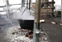 Outdoor cooking / by Marcia C.
