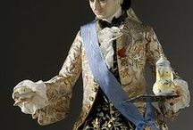ancient love - 18th century - male / Georgian and Colonial 18th century men's outfits