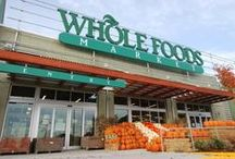 WHOLE FOODS MARKET. / by Kate Watson