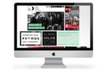 The Jazz Store / Diseño de identidad de marca y desarrollo de una plataforma digital de Jazz, con el objetivo de ser la más grande de Argentina.
