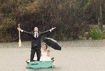 If It Rains Wedding / by Tickety Boo Bunting