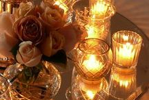 Candlelight Wedding / by Tickety Boo Bunting