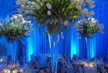 Wedding Trends { Tall Centrepieces } / by Tickety Boo Bunting