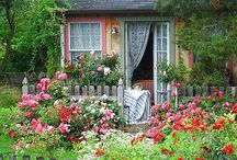 Practically Perfect! / Cabins & cottages.  / by Marcia C.