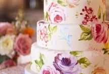 Floral Print Wedding / by Tickety Boo Bunting