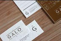 GALO / Restyling de identidad para prestigiosa casa de herrajes de diseño. www.herrajesgalo.com.ar / by Estudio Tricota