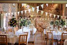 Barn wedding / by Tickety Boo Bunting
