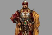The arabian nights / Arabic costumes inspirations for LARP events