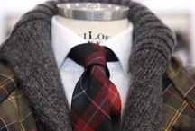 The Scottish Gentleman / Scottish elegance for him