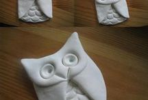 Clay Crafts for kids! / Art and Craft ideas for kids!