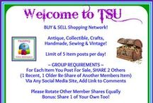 Treasure Seekers Unite Community Board / Buy & Sell Facebook Shopping Group for: Antiques, Collectibles, Crafts, Handmade & Vintage items! http://facebook.com/groups/treasureseekersunite ~ Board run by: 3rdRockHome #TSUSPHQ