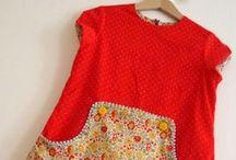 COUTURE : enfant (vêtements, accessoires,...) / by LA CATALANE Instit'