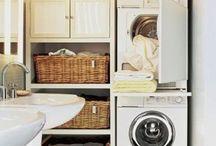 remodel - laundry