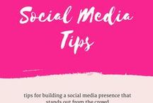 Standing Out on Social Media / Strategies to help you master your social media presence.