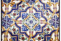 1-Tiles - Azulejo / tiles art