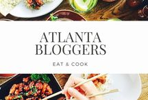 Atlanta Bloggers: Eat & Cook / Explore local eats and recipes through Atlanta Food & Lifestyle Bloggers. To be added as a contributor please follow email shanawashereblog@gmail.com. Food related post only! High quality, vertical pins please!  3 pins per day! For every pin please support others and repin!