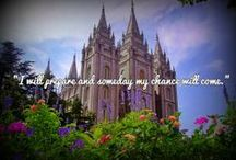 What a blessing...LDS / by Kylee Love