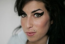 amy winehouse / by Arie Lane Treasures