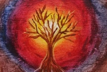 Creative Therapy / Art Therapy, Play Therapy, Creative healing methods and techniques. Resources and ideas.