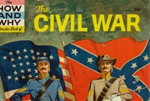 Lincoln/Civil War / by Burlesonlady