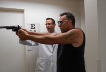 Pistol Perfection / How one Optometrist is helping improve scores on the target range.