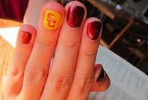 Cardinal and Gold / Our two favorite colors! Here are all of our favorite ways to pair cardinal and gold...