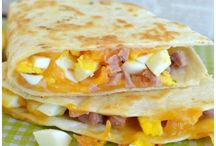 Breakfasts, Snacks & Lunches / by Karen F. Miller