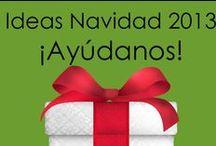 Regalos de Navidad | Ideas / Esta Navidad, adelántate. Vamos a inspirarnos entre todos para conseguir los mejores regalos y los más originales. ¿Nos ayudas? http://es.groupalia.com/regalos-navidad