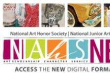NAHS Student Artwork Gallery - Winter 2014 / Created by members of the National Art Honor Society & National Junior Art Honor Society. Artwork is featured in the Winter 2014 issue of NAHS News. View the digital issue here: http://ow.ly/t655R. Recognize your young artists by starting an NAHS or NJAHS Chapter today! Learn more: http://www.arteducators.org/nahs