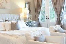 Bedroom ideas / by Tricia Ramos