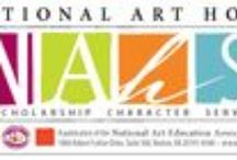 NAHS Student Artwork Gallery / Student artwork featured in the Winter 2014-2015 issue of NAHS News. View issue here: http://onlinedigeditions.com/publication/?i=242243. Learn abbout NAHS/NJAHS here: http://www.arteducators.org/nahs
