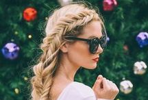 ◬ summer festival hair styles ◬ / festival hairstyles, hair inspiration, braided looks, hipster hair, boho hairstyles, carnival and more