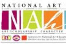 NAHS Student Artwork Gallery - Spring 2015 / Student artwork featured in the Spring 2015 issue of NAHS News. View issue here: http://ow.ly/MROwG. Learn about NAHS/NJAHS here: http://www.arteducators.org/nahs
