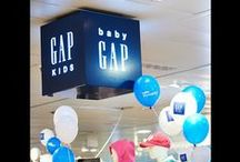 GAP Kids - exclusivo no El Corte Inglés de Lisboa / A marca #GapPortugal Kids abriu em exclusivo no #ElCorteInglés em Lisboa! #HelloPortugal #WelcomeGAPtoECI
