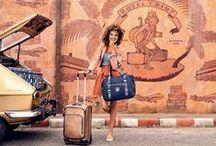 Nova colecção :: Malas de Viagem / Se vai viajar, escolha a sua mala com estilo :)