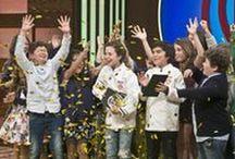 MasterChef Júnior / O Supermercado El Corte Inglés volta a apoiar o programa mais delicioso da TVI - o MasterChef Júnior. Acompanhe todos os Domingos, à noite, na TVI