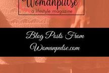 Womanpulse.com / Posts from my Lifestyle Blog