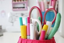 DIY & Crafts / DIY projects, craft tutorials and colorful handmade inspiration.