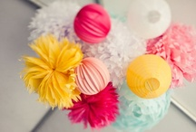 Home Decor // Party Decor / Home decor and party decor ideas.