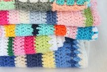 DIY: Crocheting & Knitting / Crocheting and knitting inspiration. Everything with pretty wool.