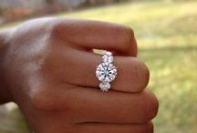 I'd say, Yes! / Engagement Rings that steal my heart.   / by Brittney Branstetter