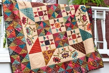 Quilted Goodness  / by Jessica Heaton