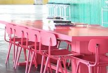 Dream Shop / Cafe / The perfect dream shop and inspiration for furnishing a cafe or restaurant.