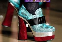 Shoes of Paris Fall 2012 Fashion Week / by Americana Manhasset