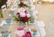 Wedding Decoration Ideas / by Joanna Loukaki