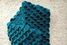 Knit/Crochet Ideas from Others ✿◕ ‿ ◕✿  / What to do with those yarns besides knitting and crocheting?
