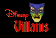 Disney: Villains  / This board is for villains shown together rather than post to multiple boards. May also include villains from movies not having its own board.