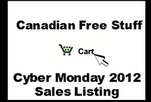 Cyber Monday Canada Deals / One stop for all the best Canadian Cyber Monday Delas